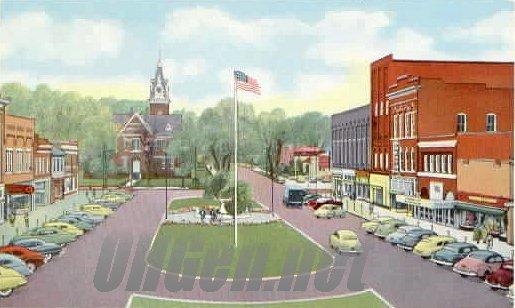 Nelsonville Ohio History And Genealogy